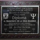 diploma marco unam grabado en punta de diamante (2)