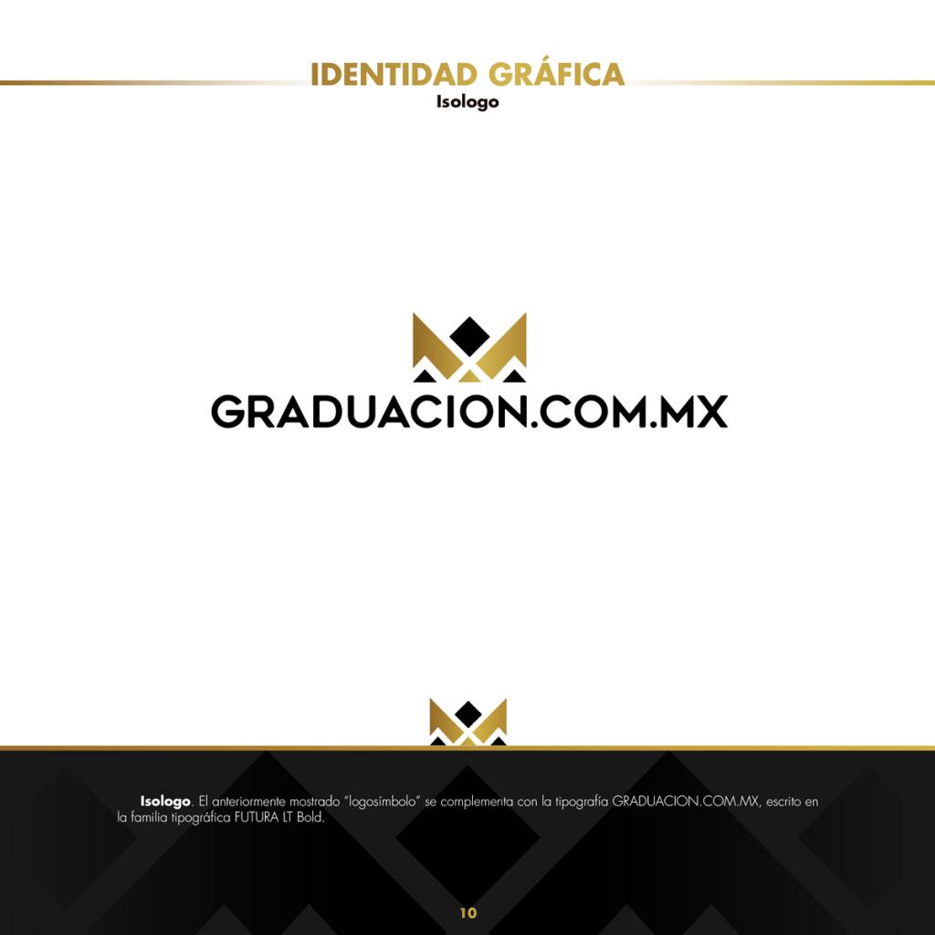 Logotipo GRADUACION.COM.MX